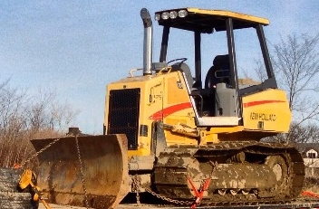 Bulldozing and Site Handling